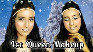 ❄Ice Queen [Frostival] Makeup Look❄ 2018 Special    HD 720pix