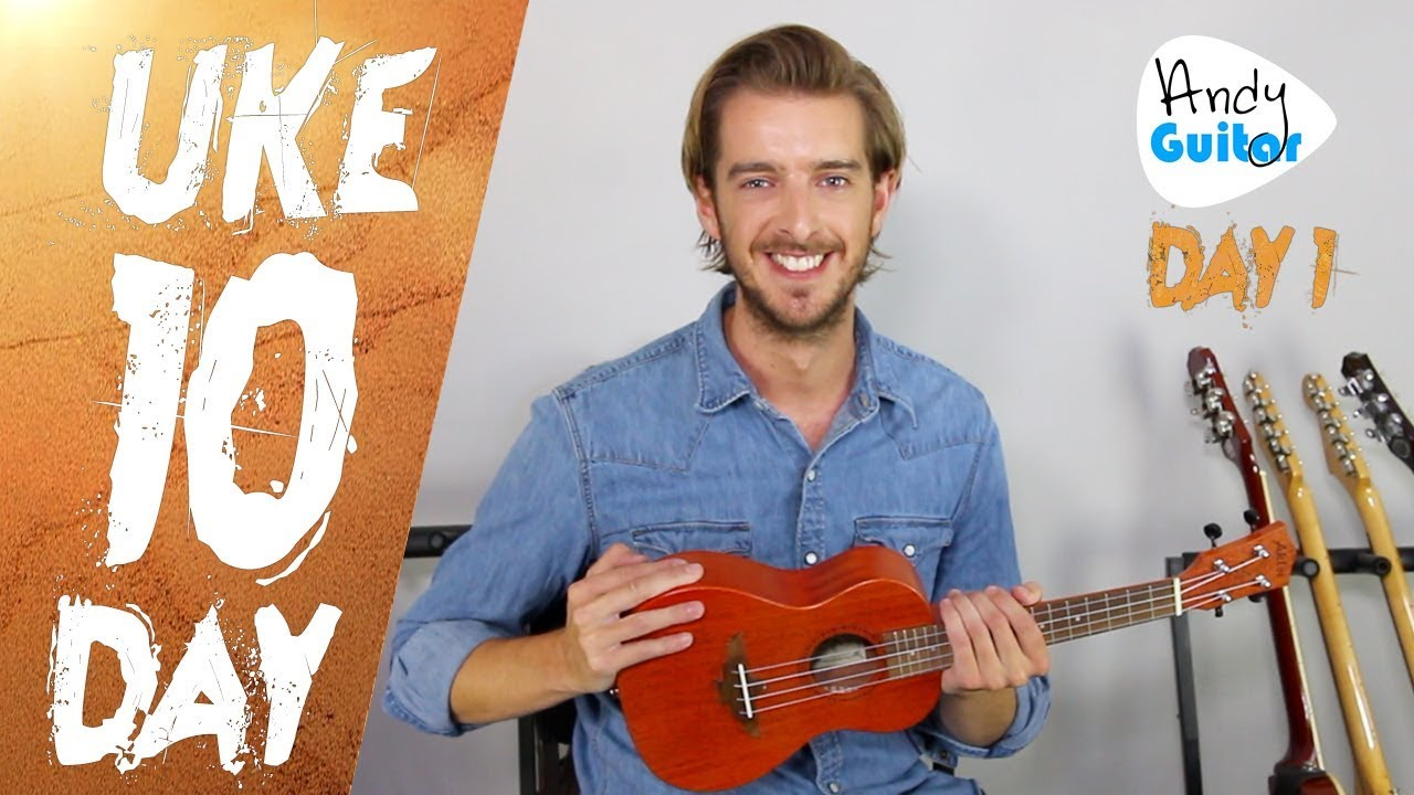 Download Ukulele Lesson 1 -  Absolute Beginner? Start Here! [Free 10 Day Course]