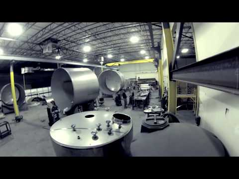 Изготовление и поставка ёмкостного оборудования ёмкостей из нержавеющей стали | ВТК Велес