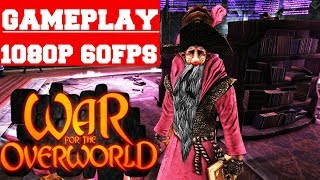 War for the Overworld The Under Games Gameplay (PC)
