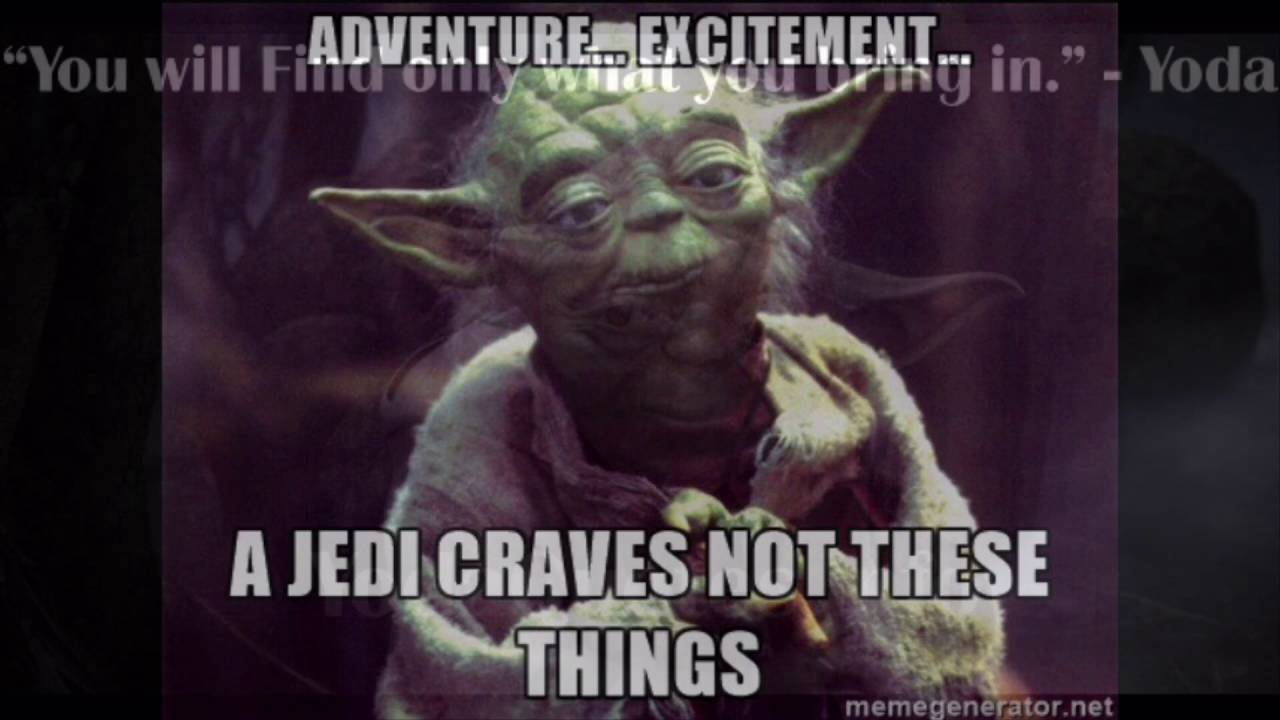 Yoda Quotes Youtube