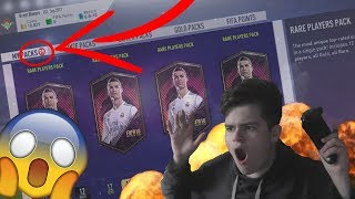 *OMG* HOW TO GET UNLIMITED 50K PACKS ON FIFA 18!! (Fifa 18 Free Packs Glitch)
