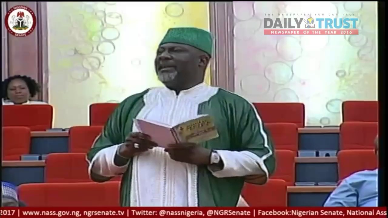 Customs CG not fit for public office - Dino Melaye