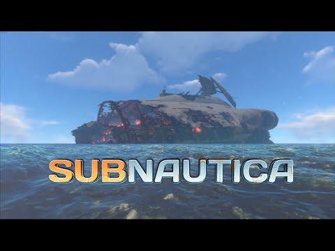 Exploring the Aurora and Captains cabin, I FOUND A SPACESHIP!  Subnautica Episode 15 