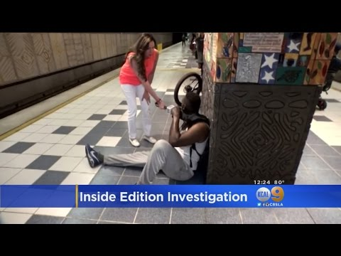 Inside Edition Investigates Rise In Bike Thefts