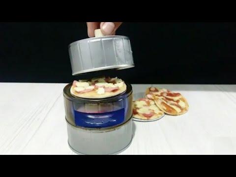 C mo hacer un mini horno casero muy f cil youtube - Materiales para hacer un horno de lena ...