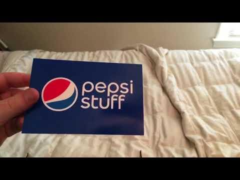 Pepsi Stuff - YouTube