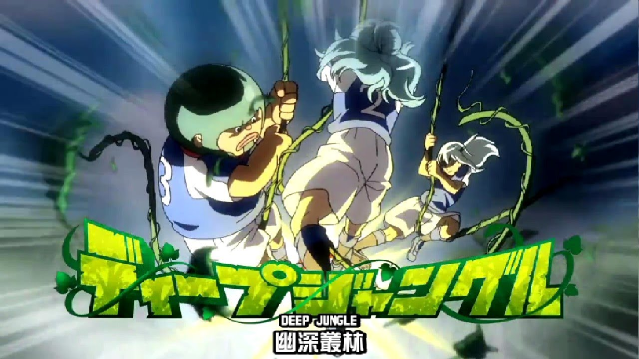 閃電十一人GO vs 紙箱戰機W-閃電傳說日本隊必殺技集 - YouTube