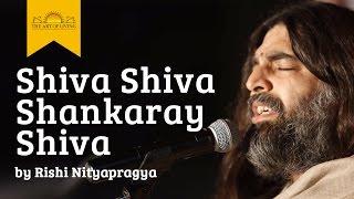 Shiva Shiva Shankaray Shiva-a famous bhajan by Rishi Nityapragya