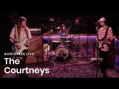The Courtneys on Audiotree Live (Full Session)