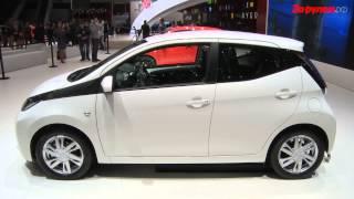 Toyota Aygo 2014 (New)