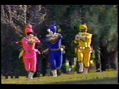 "Power Rangers Zeo ""Adds Up"" :30 Promo"