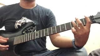 Dewa 19 - Arjuna Cover Gitar HD
