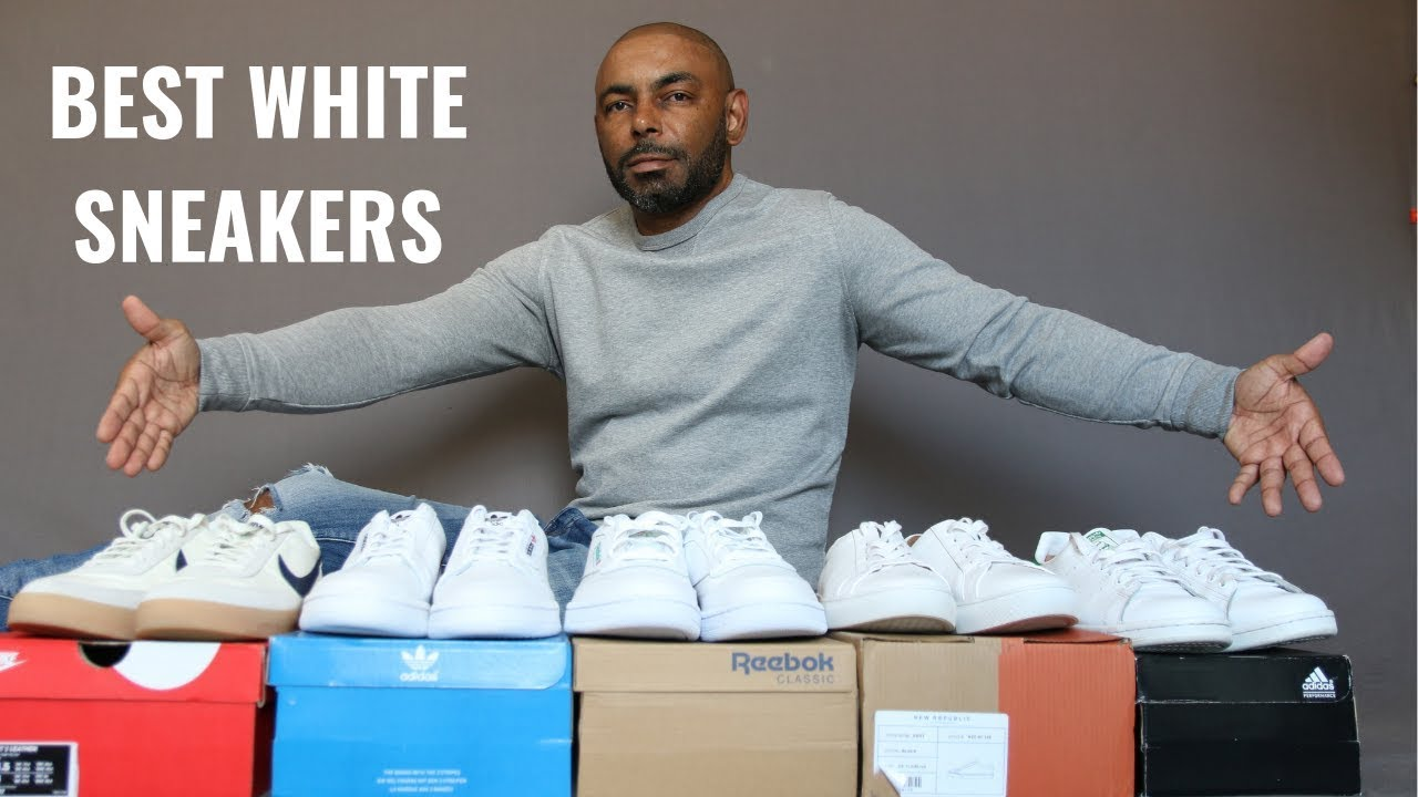 10 Best Affordable White Sneakers