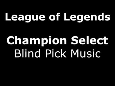 lol blind pick matchmaking 2015-11-5 the current champion select for blind,  instead of handing the power of bans to the first pick,  making matchmaking a lot quicker.