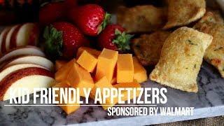 Kid's Appetizer Tray