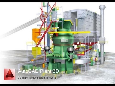 Curso autocad plant 3d 2015 dise a plantas con plant 3d for Plante 3d dwg