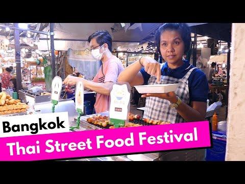 Bangkok Street Food Festival - Best Thai Food
