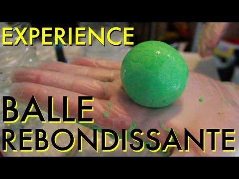 Fabrication Balle Rebondissante Balle Rebondissante
