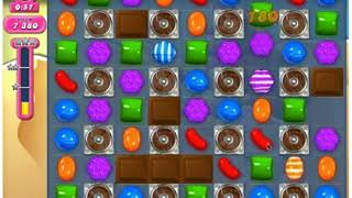 Candy Crush Saga Level 166