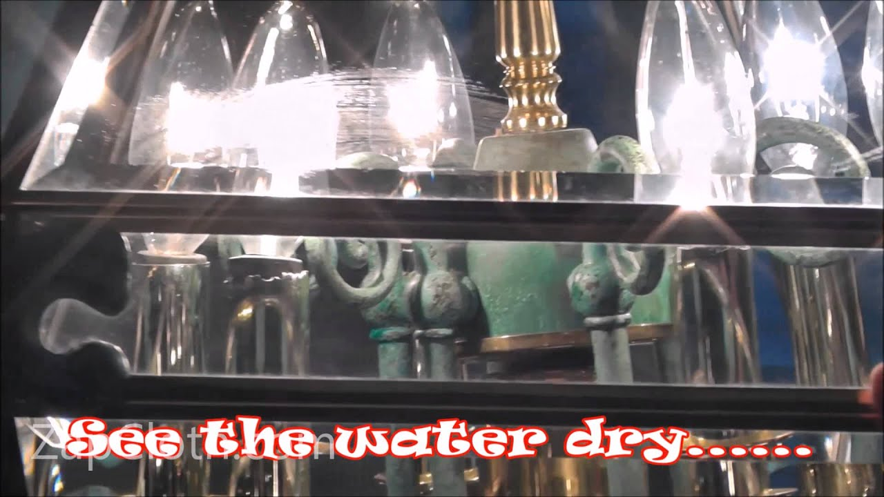 How to clean a chandelier clean green chemical free cleaning youtube how to clean a chandelier clean green chemical free cleaning arubaitofo Choice Image