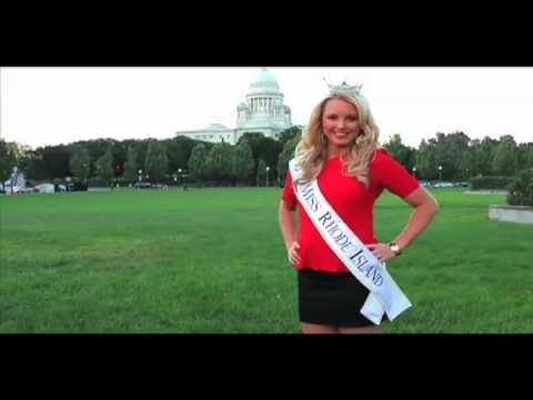 Vote for Miss Rhode Island 2012 Kelsey Fournier