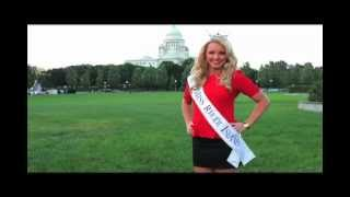 Vote for Miss Rhode Island 2012 Kelsey Fournier