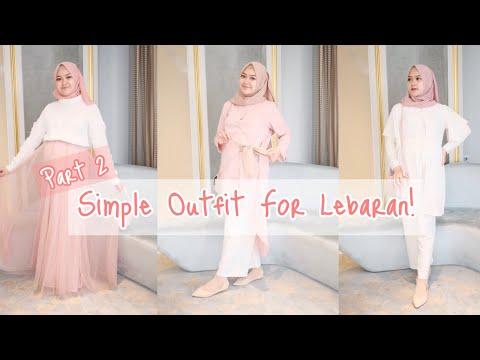 OUTFIT SIMPLE UNTUK LEBARAN #2 - CLOTHING HAUL ZALORA | Saritiw