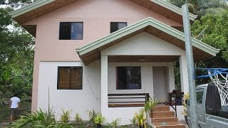 new house and lot for sale near beach dauis bohol
