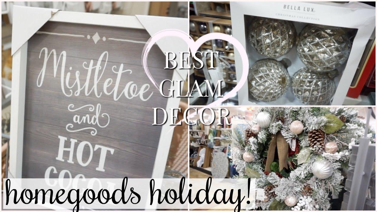 Homegoods Holiday Decor Christmas