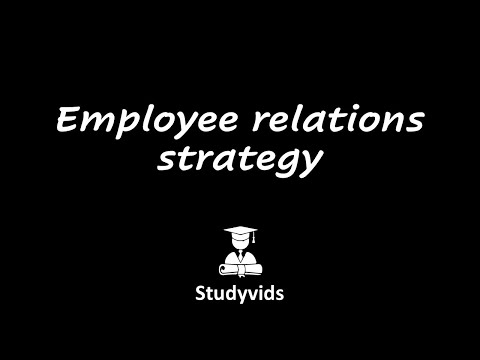 VHND2411A  Employee Relations Strategy