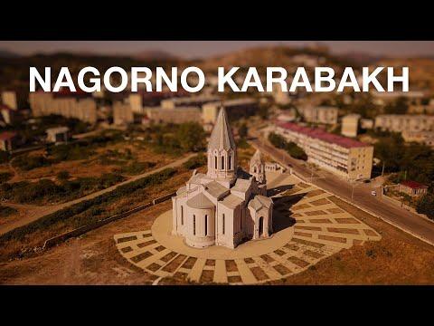 Explore Nagorno Karabakh In 4k