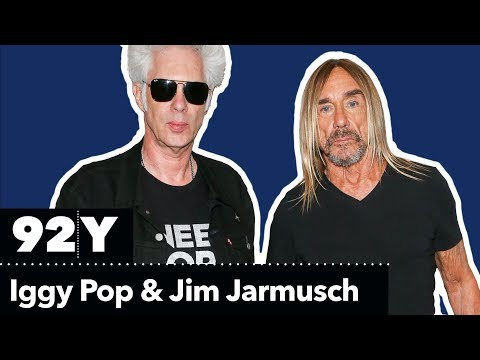 Iggy Pop and Jim Jarmusch in Conversation: On Free