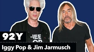 Iggy Pop and Jim Jarmusch in Conversation: On Free Video