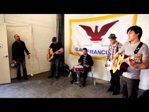 Swingin' Utters - Live At Fat Wreck Chords