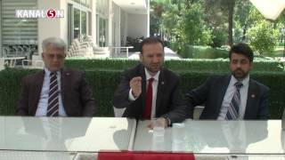 SAADET PARTİSİ DARICA BASIN KAHVALTISI