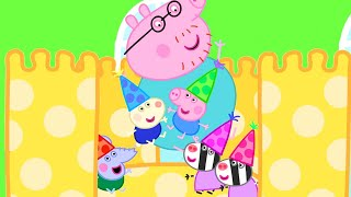 Peppa Pig Official Channel | Daddy Pig's Perfect Day