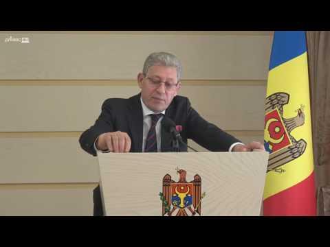 """Mihai Ghimpu: """"I-am făcut de rușine pe europeni""""."""