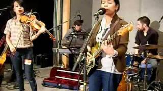 Ohbijou Live on CBC Radio One's GO - Black Ice