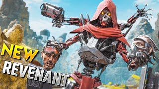 *NEW* REVENANT & SECRET LOOT!! - Best Apex Legends Funny Moments and Gameplay Ep 344
