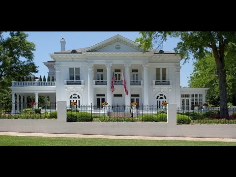 Alabama Governor's Mansion- MNTGMRY