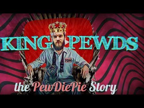 King Pewds: the PewDiePie Story (70 million subs rap) - Sage