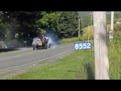Hants County Burnout