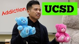 How to heal addiction and develop self-esteem | UCSD Presentation Psychology Club 2018