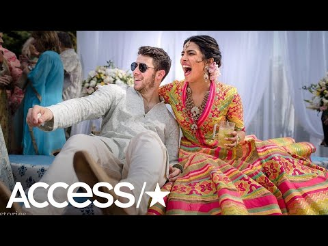 Priyanka Chopra & Nick Jonas' Official Wedding Photos & Details! | Access