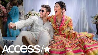 Priyanka Chopra & Nick Jonas' Official Wedding Photos & Details! | Access