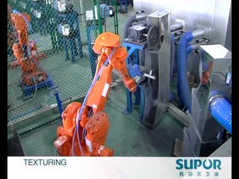 Manufacture ware forging machines