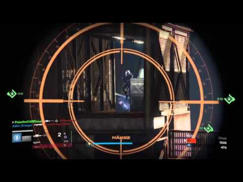 Destiny Sniper Montage  Boom! Headshot! Year 2 Remix