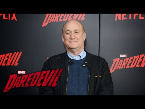 Jeph Loeb on the Punisher - Marvel's Daredevil Season 2 Red Carpet