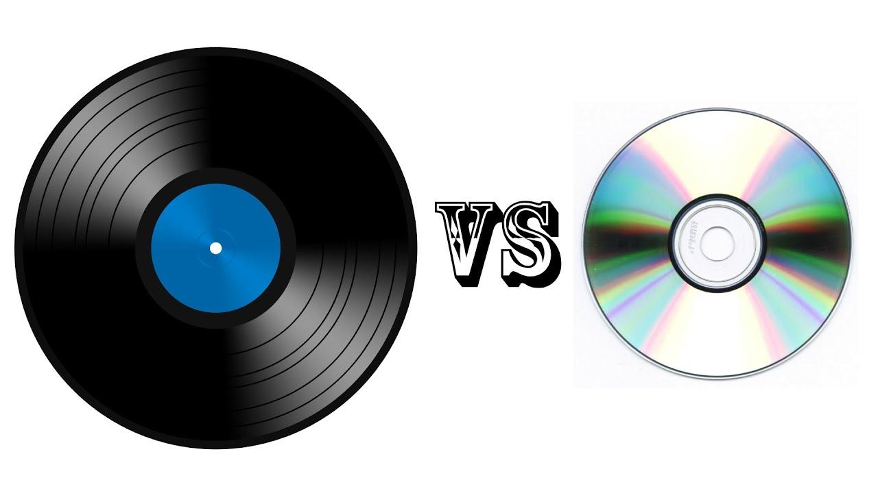 Vinyl Vs Cd Www Lamachineamixer Com Youtube
